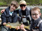 Lesson: Fly Fishing Topic: Dry Fly